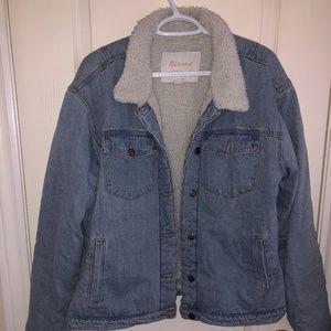 Winter Jeans Jacket